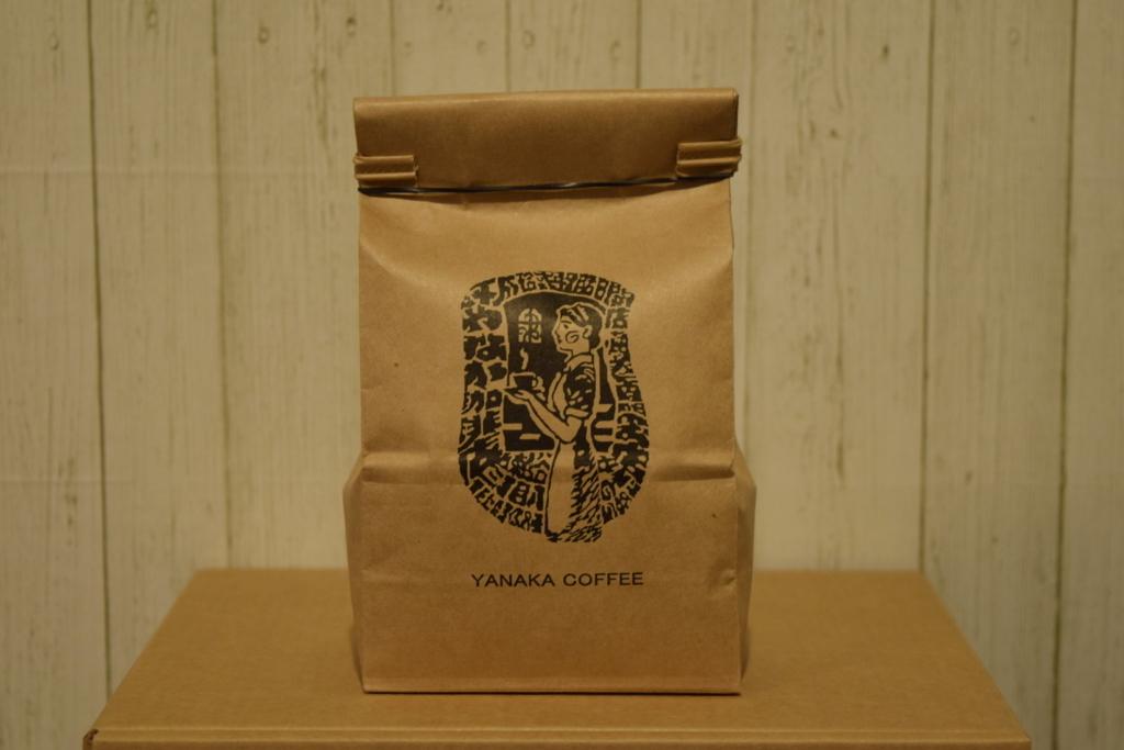 【今月のコーヒー】やなか珈琲 オリジナルブレンド