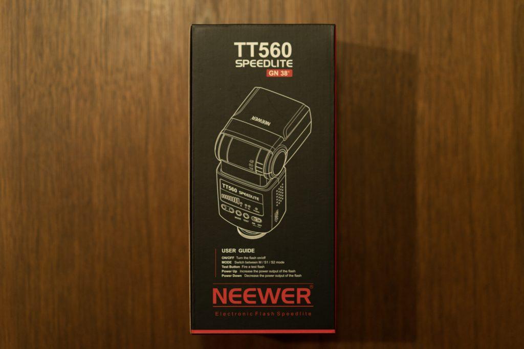 TT560を買ったのでブツ撮りのクオリティを上げたい